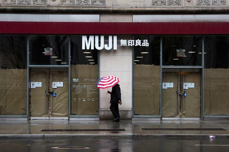 美國 MUJI 無印良品正式聲請破產