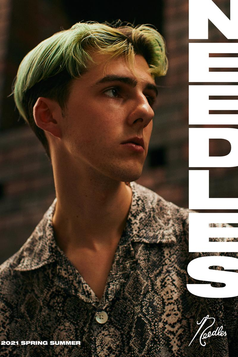 NEEDLES 2021 春夏系列 Lookbook 正式發佈