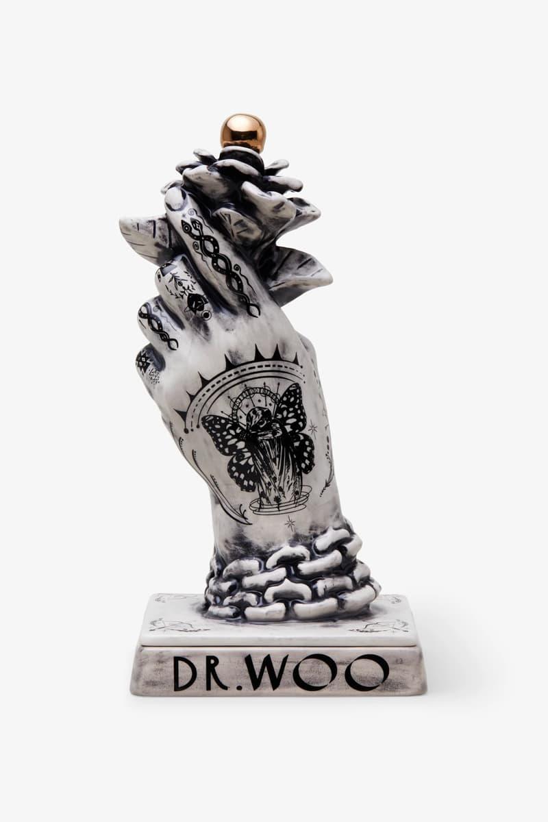 NEIGHBORHOOD 再度聯手 Dr. Woo 推出精美紋身圖樣香座