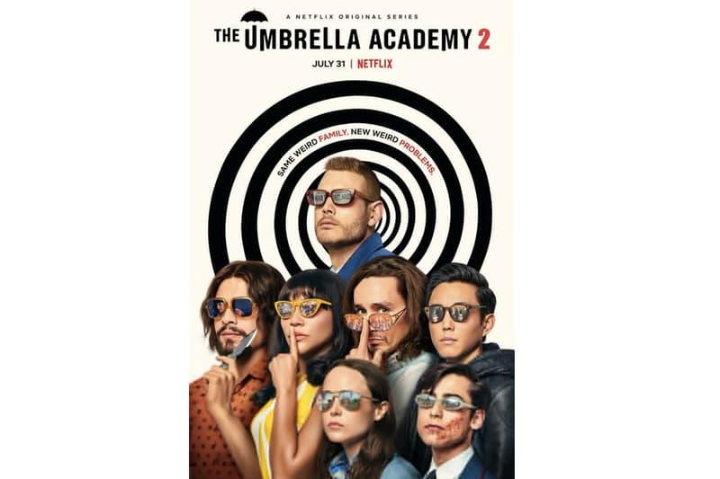 Netflix 7 月份「影集、電影」上映片單整理:雨傘學院、不死軍團、日本沉沒 2020
