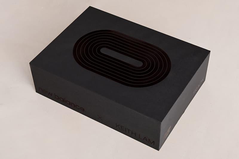 New Balance 攜手 Keith Lam 打造 327「TRACK」藝術雕塑套裝