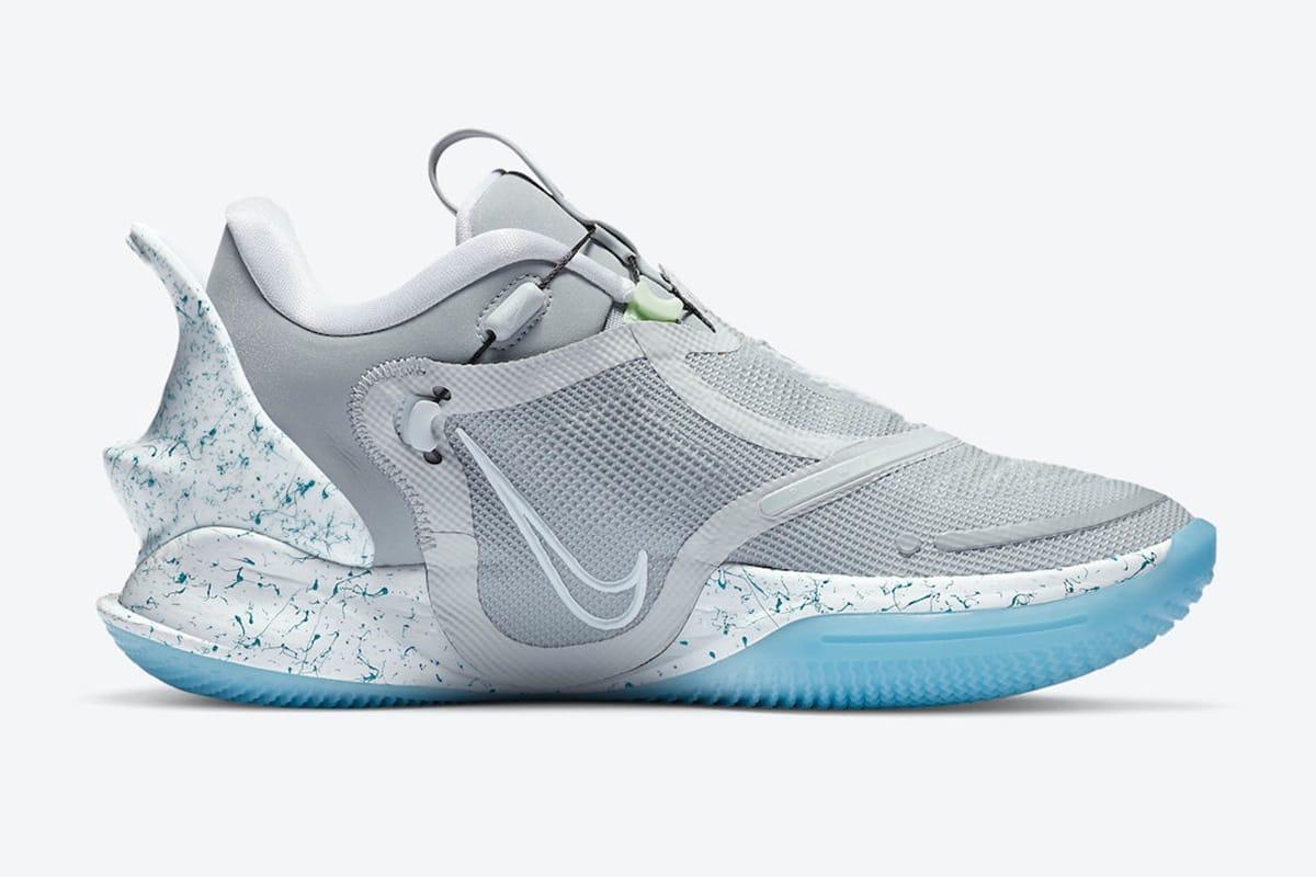 Nike Adapt BB 2.0 迎來「Nike Mag」全新配