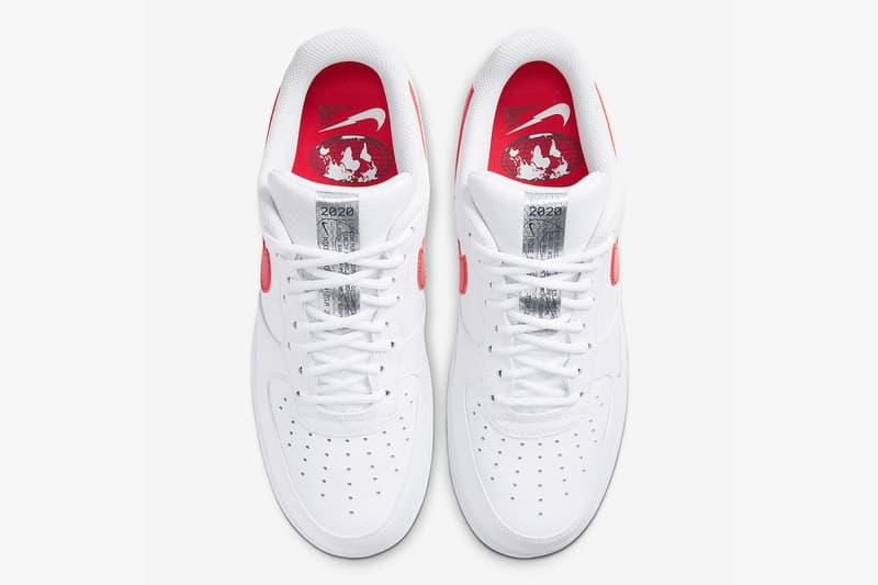 Nike Air Force 1 Low「Euro Tour」鞋款正式登場