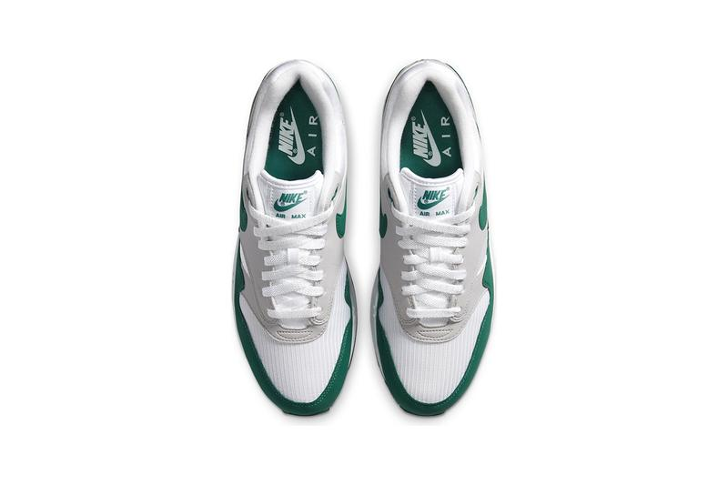 Nike Air Max 1 回歸「Hunter Green」及「Anniversary Orange」配色