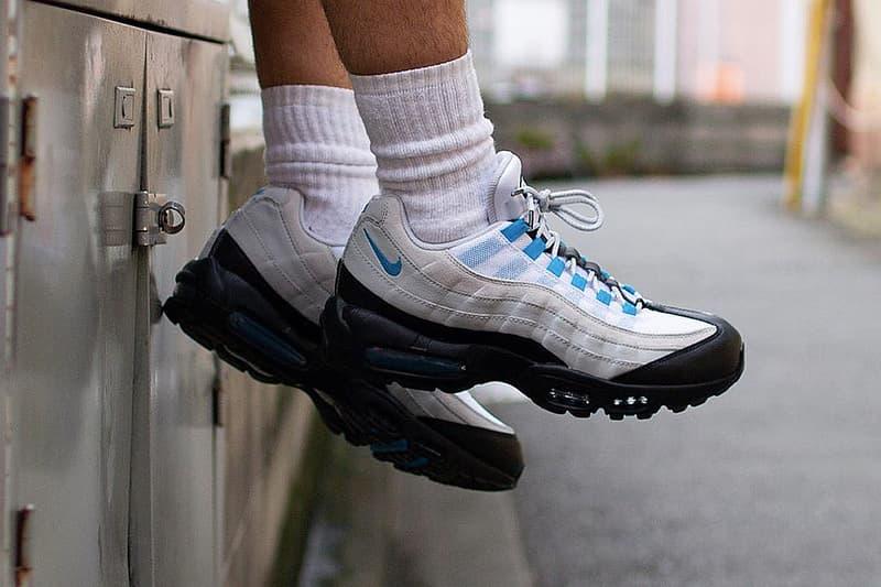 Nike Air Max 95 推出全新「Laser Blue」配色
