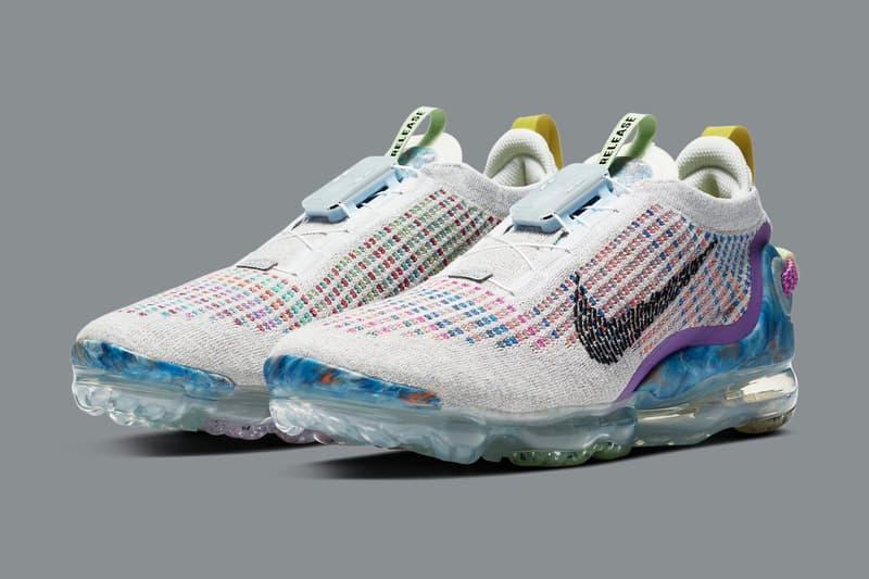 Nike Air VaporMax 2020 鞋款將於本月正式登場