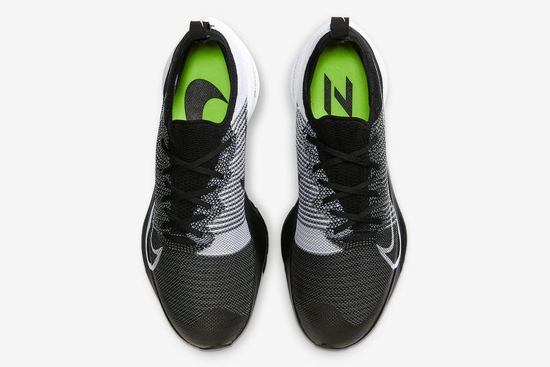 Nike Air Zoom Tempo NEXT% 全新黑白配色發佈