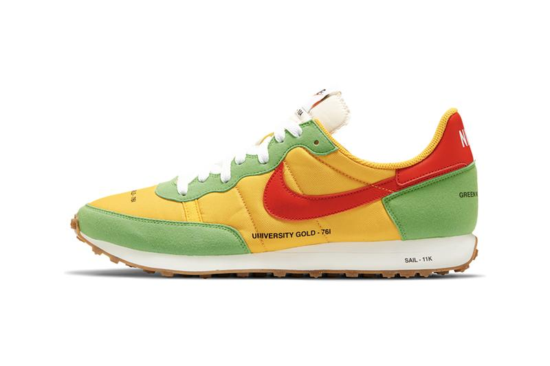 Nike 四色展開復刻經典 Challenger 鞋款