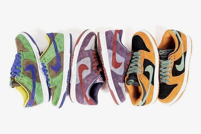 Nike Dunk Low 2001 年經典系列「Ugly Dunkling」兩色鞋款即將復刻回歸
