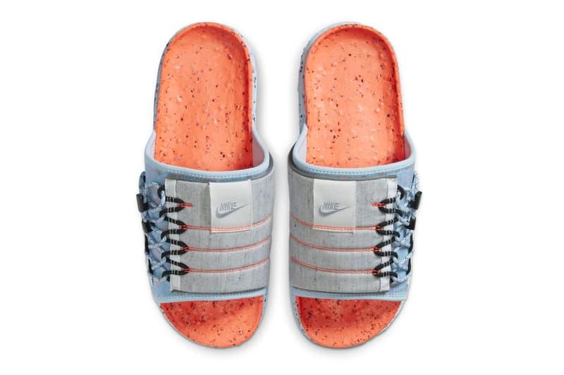 Nike 即將推出「Space Hippie」系列涼鞋鞋款