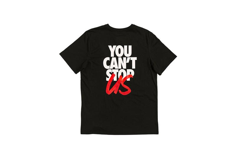 Nike x sacai 全新「You Can't Stop Us」聯乘系列發佈