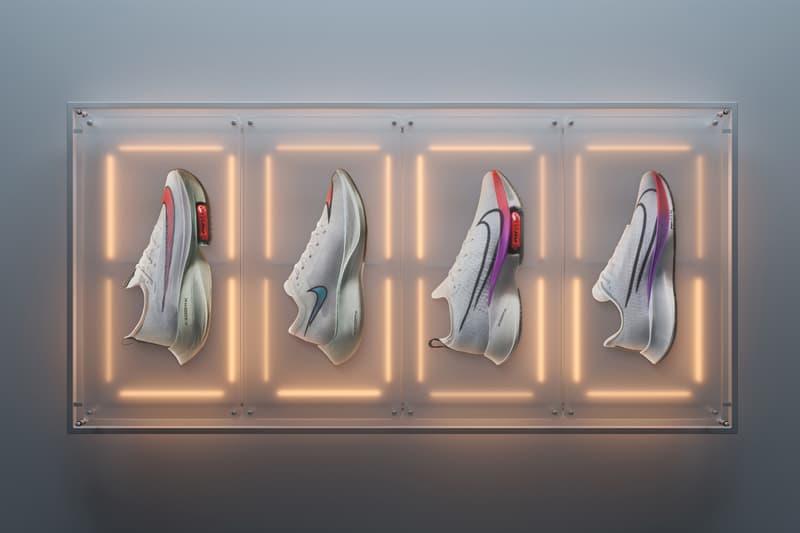 Nike Zoom 系列跑鞋全新漸變色調登場
