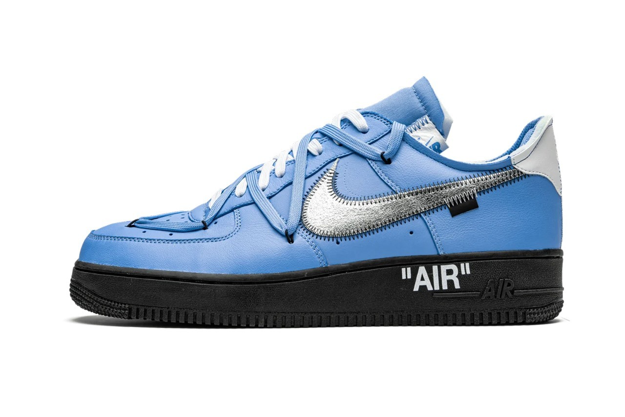 Off-White™ x Nike Air Force 1 全新聯名