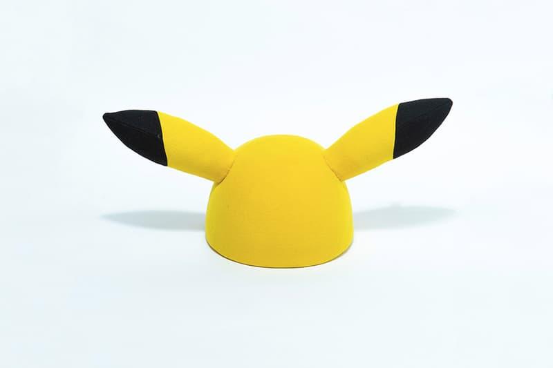 日本帽子品牌 CA4LA 與超人氣動畫《Pokémon》聯手打造 Pikachu 帽子