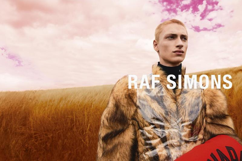 Raf Simons 2020 最新秋冬宣傳大片正式發佈