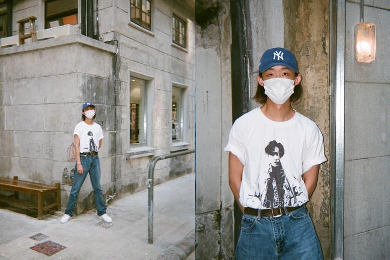 Raw Emotions 全新電影題材致敬 T-Shirt 單品上線