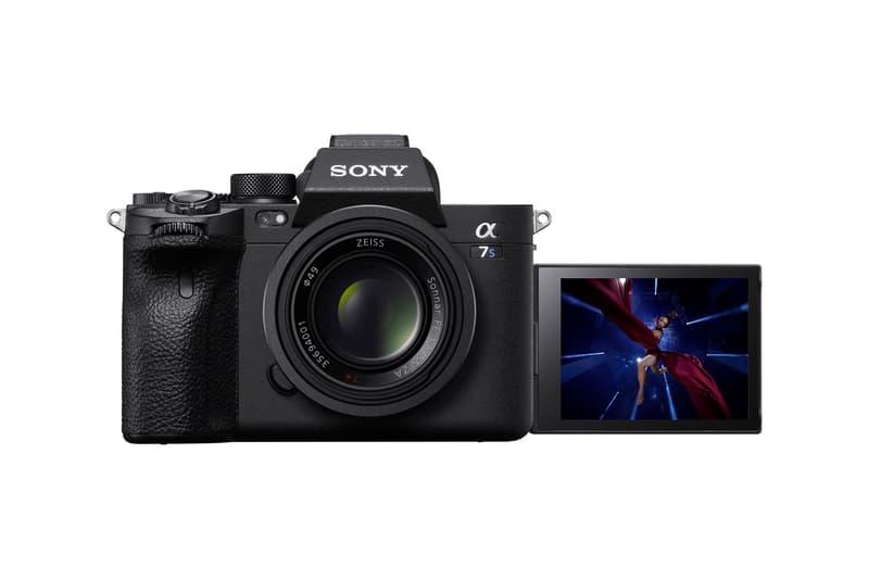 Sony 正式發表全片幅無反光鏡數碼相機 A7S III