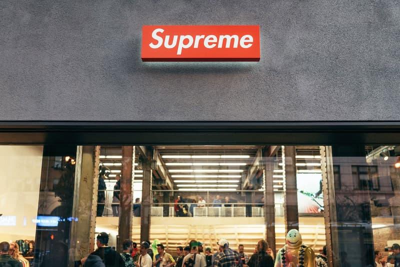 Supreme 現正於官方線上商店突襲展開折扣活動