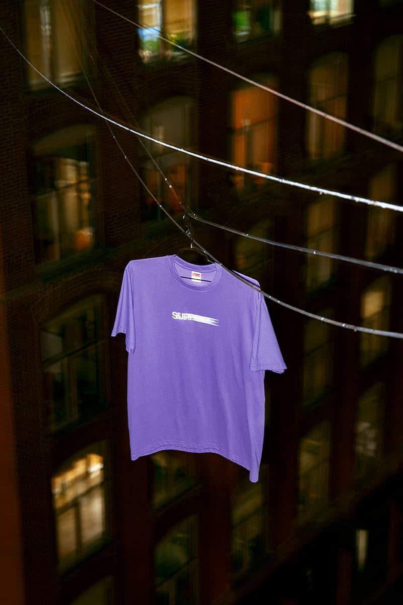 Supreme 2020 夏季 T-Shirt 系列正式公開