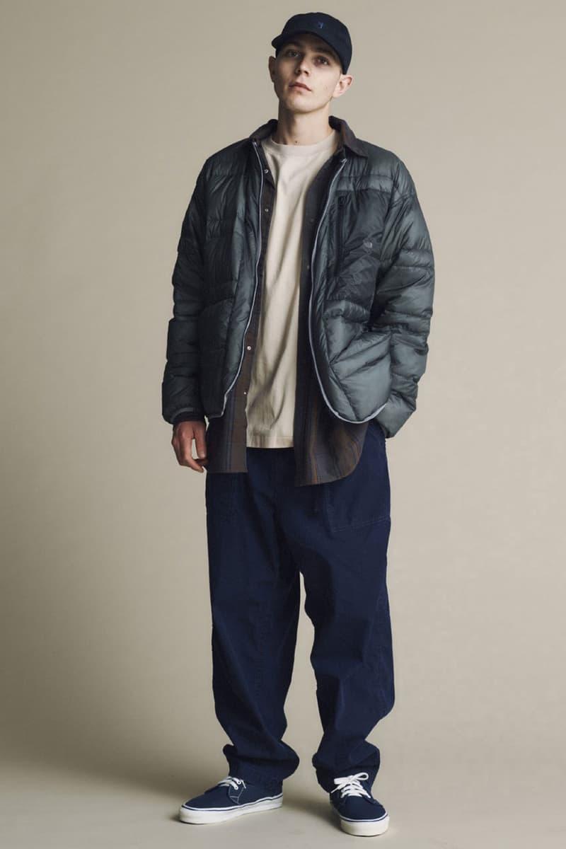 THE NORTH FACE PURPLE LABEL 2020 秋冬系列 Lookbook 正式發佈