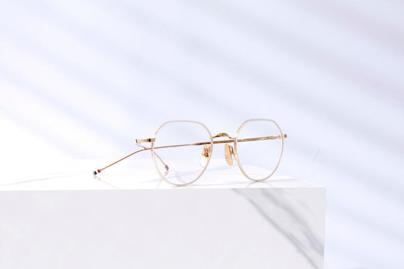 Thom Browne Eyewear 大中華地區限定 TBX914 別注配色上架