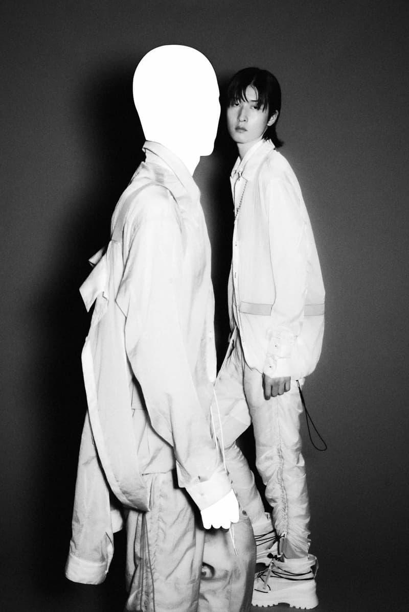 VEIN 2021 春夏系列 Lookbook 正式發佈
