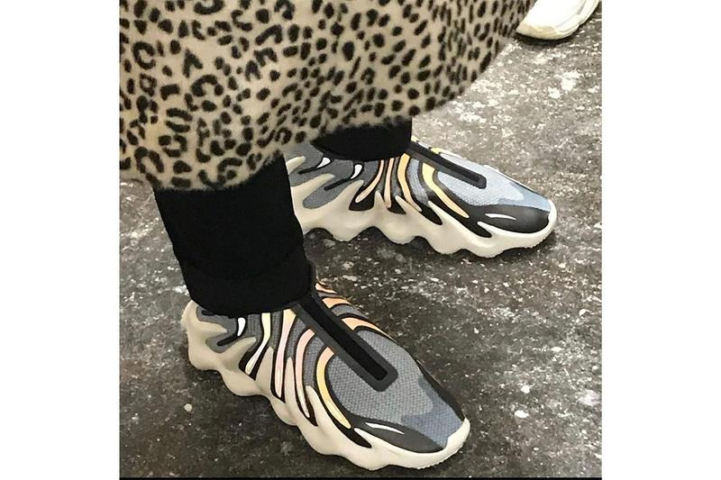 YEEZY 最新前衛鞋型 YEEZY 451 Sample 款式曝光