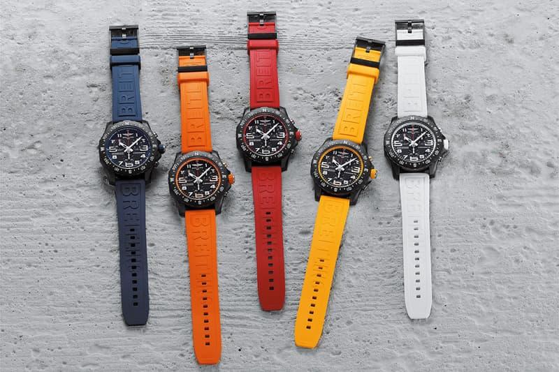 專業功能融入生活-百年靈 Breitling 全新 EndurancePro 運動腕錶