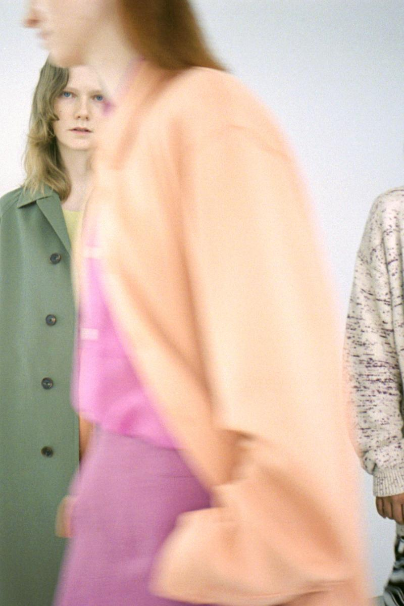 AURALEE 2021 春夏系列 Lookbook 正式發佈