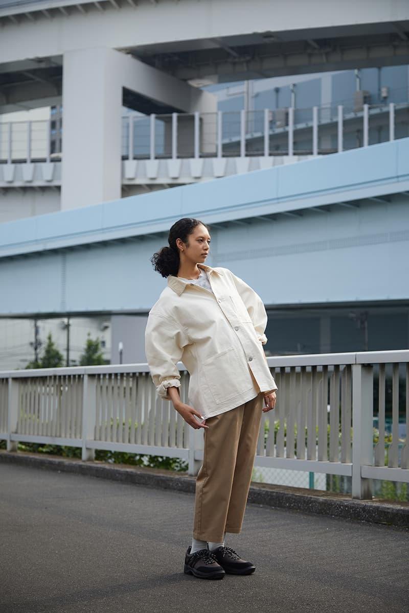 日本造型師 Teppei 參與製作 GU Chef Pants 主題特輯
