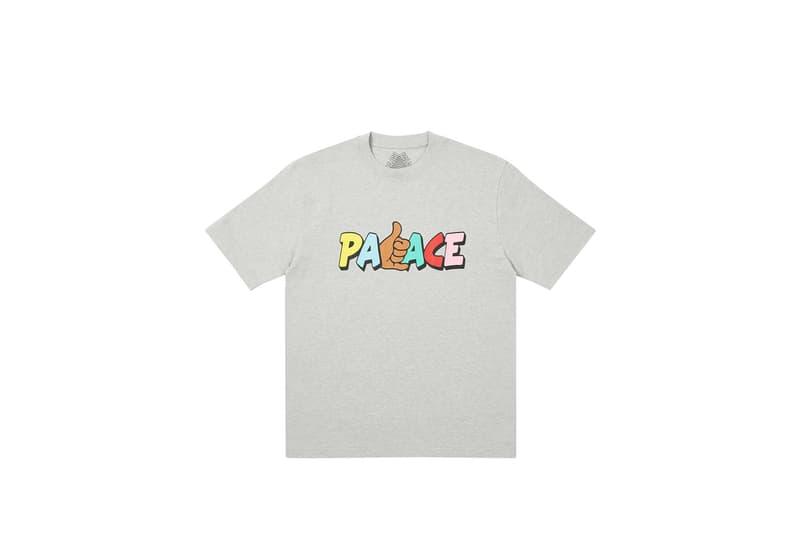 Palace Skateboards 2020 秋季系列恤衫單品一覽
