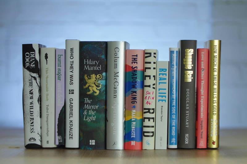布克獎揭曉 2020 年度入圍名單,13 部小說被選入長名單