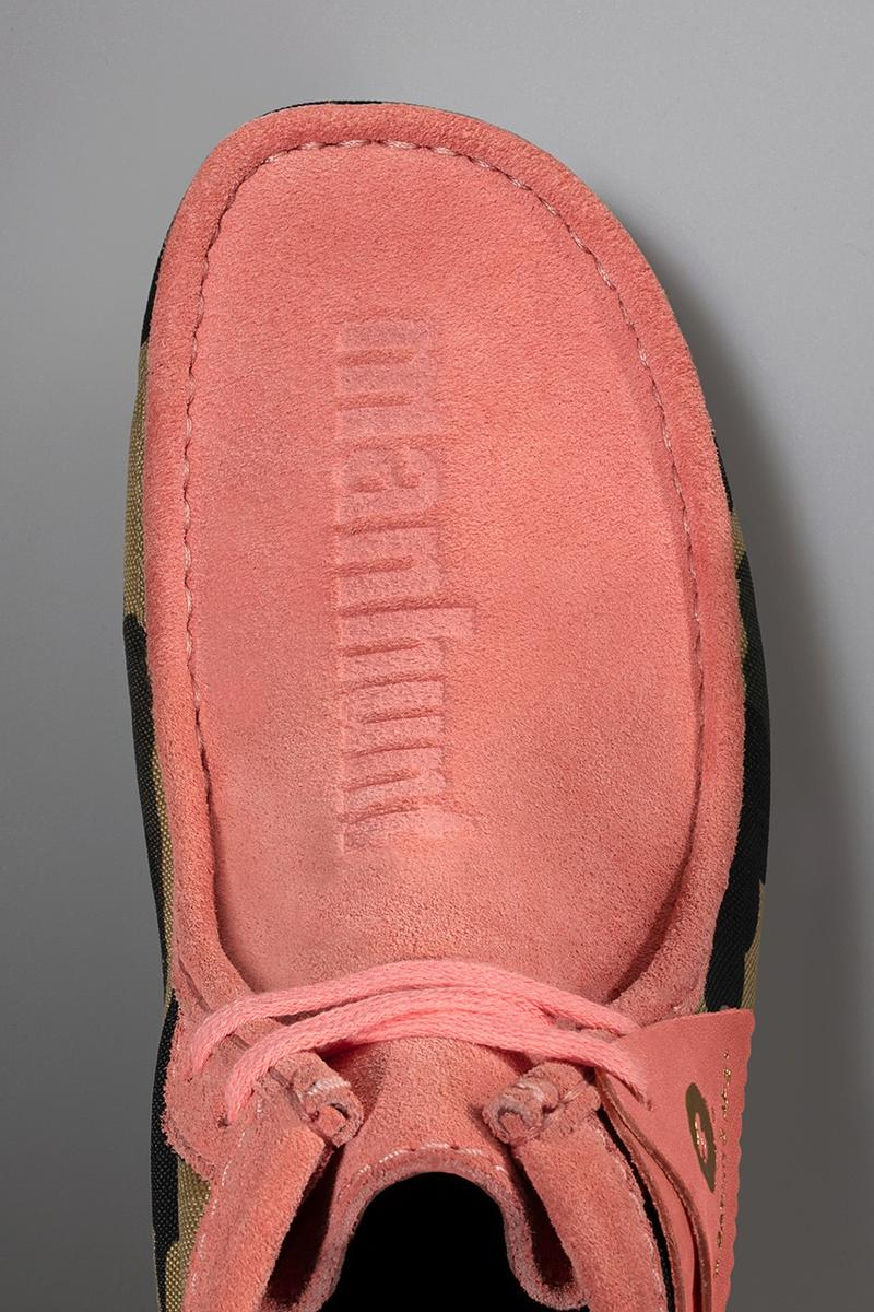 A BATHING APE x Clarks Originals 最新聯名鞋款正式登場