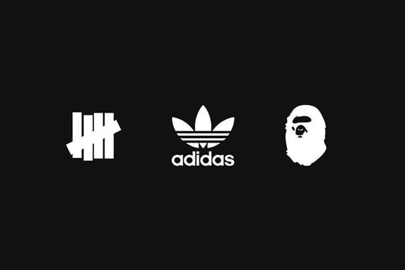 消息稱 A BATHING APE® x UNDEFEATED x adidas Originals 最新三方聯名即將登場