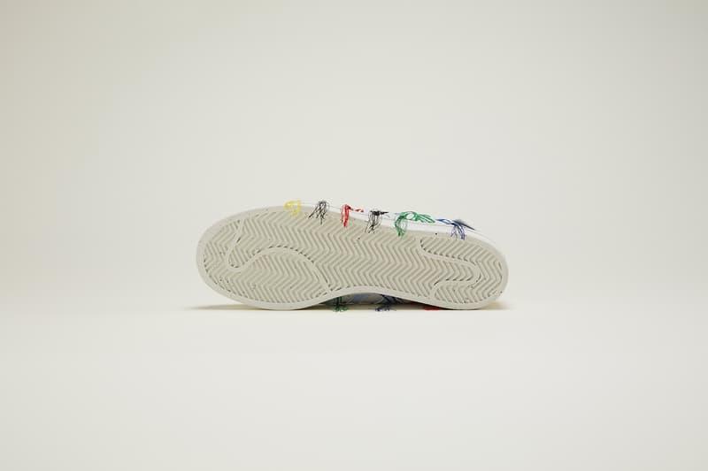 adidas Originals x Sean Wotherspoon 最新聯名鞋款 SUPEREARTH 正式登場