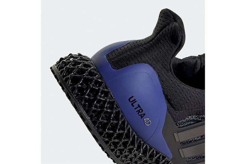 adidas 全新混種跑鞋 Ultra 4D 元祖配色台灣及香港發售情報(UPDATE)