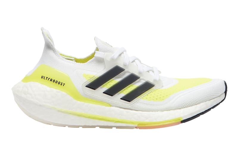 率先預覽 adidas UltraBOOST 2021 最新鞋款系列