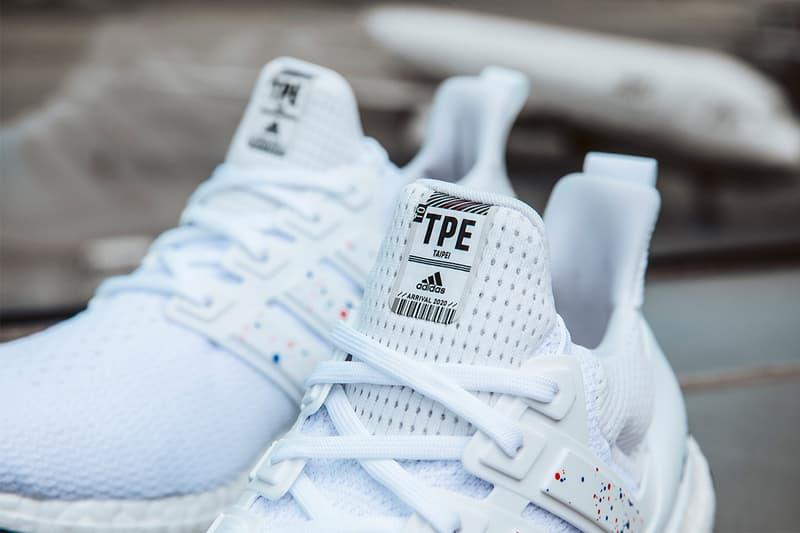 adidas 全新 UltraBOOST City Pack「Taipei」鞋款發佈