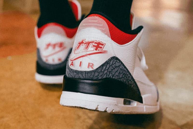 Jordan Brand 日本限定鞋款 Air Jordan 3 CO.JP「Denim」正式登場
