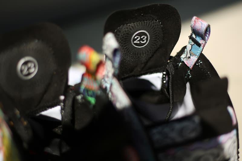 Jordan Brand 正式推出八村壘 Air Jordan 34 PE 球員版配色