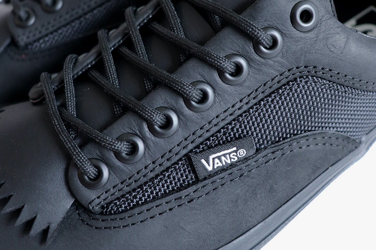 Vans x Alexander Lee Chang 全新聯乘鞋款「HIGERA」正式發佈