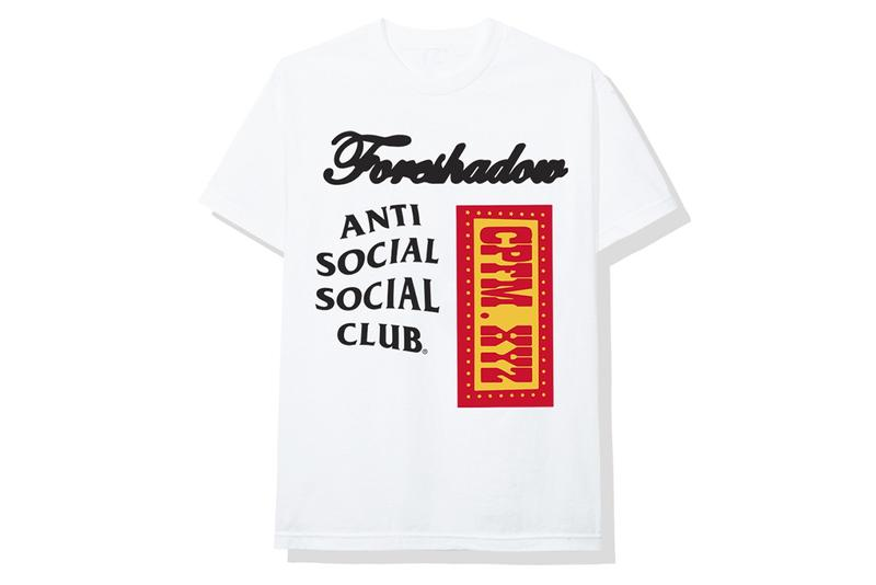 Anti Social Social Club 攜手 Cactus Plant Flea Market、UNDEFEATED 打造最新聯名系列