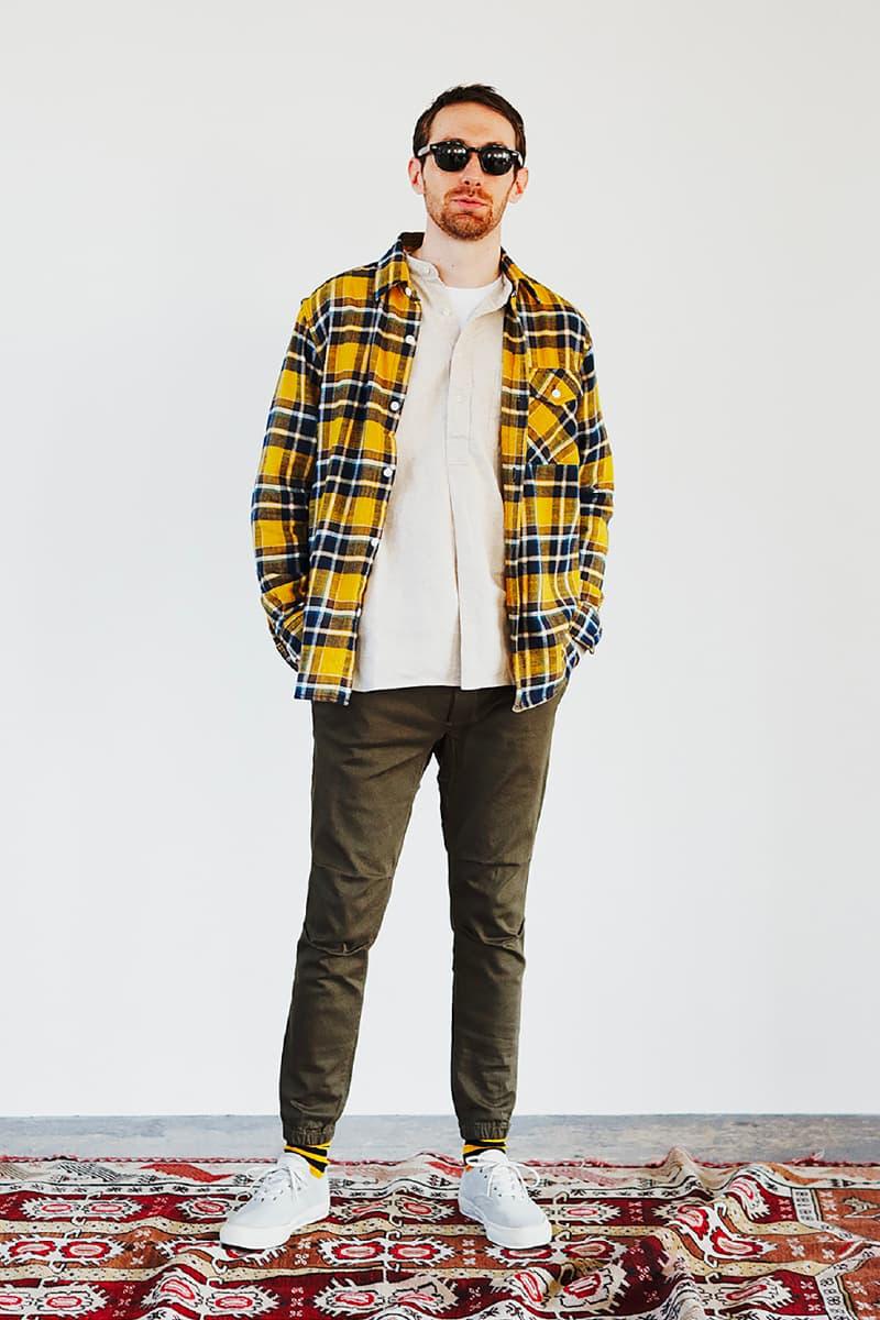 BEAMS Plus 2020 秋冬系列 Lookbook 正式發佈