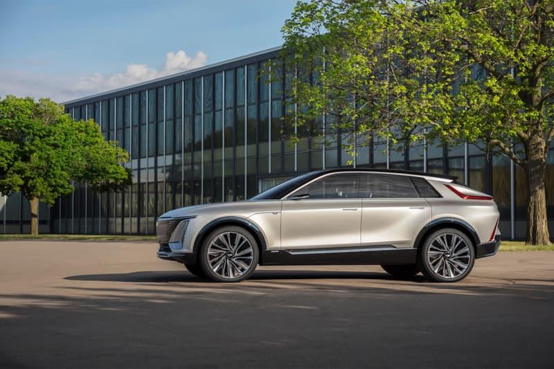 Cadillac 正式發表品牌首款全電動汽車 LYRIQ