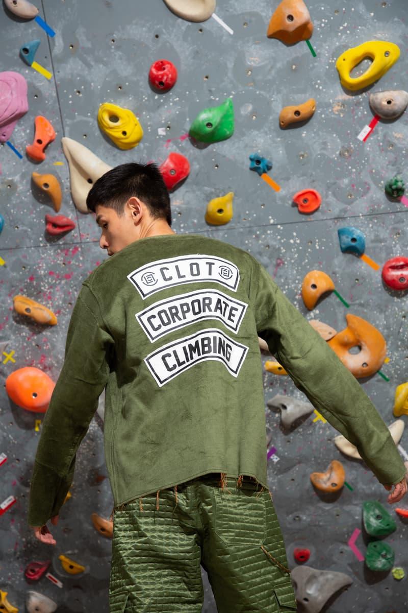 CLOT 2020 秋冬系列 Lookbook 正式發佈