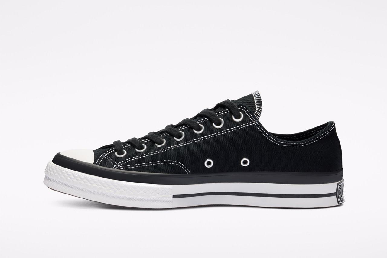 Converse x 7 Moncler Fragment 最新聯名鞋款正式登場