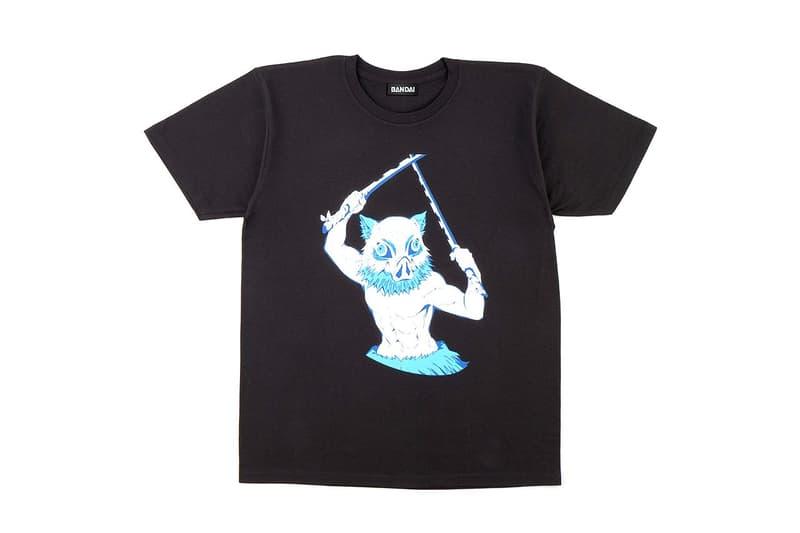 Bandai 推出全新《鬼滅の刃》T-Shirt 系列