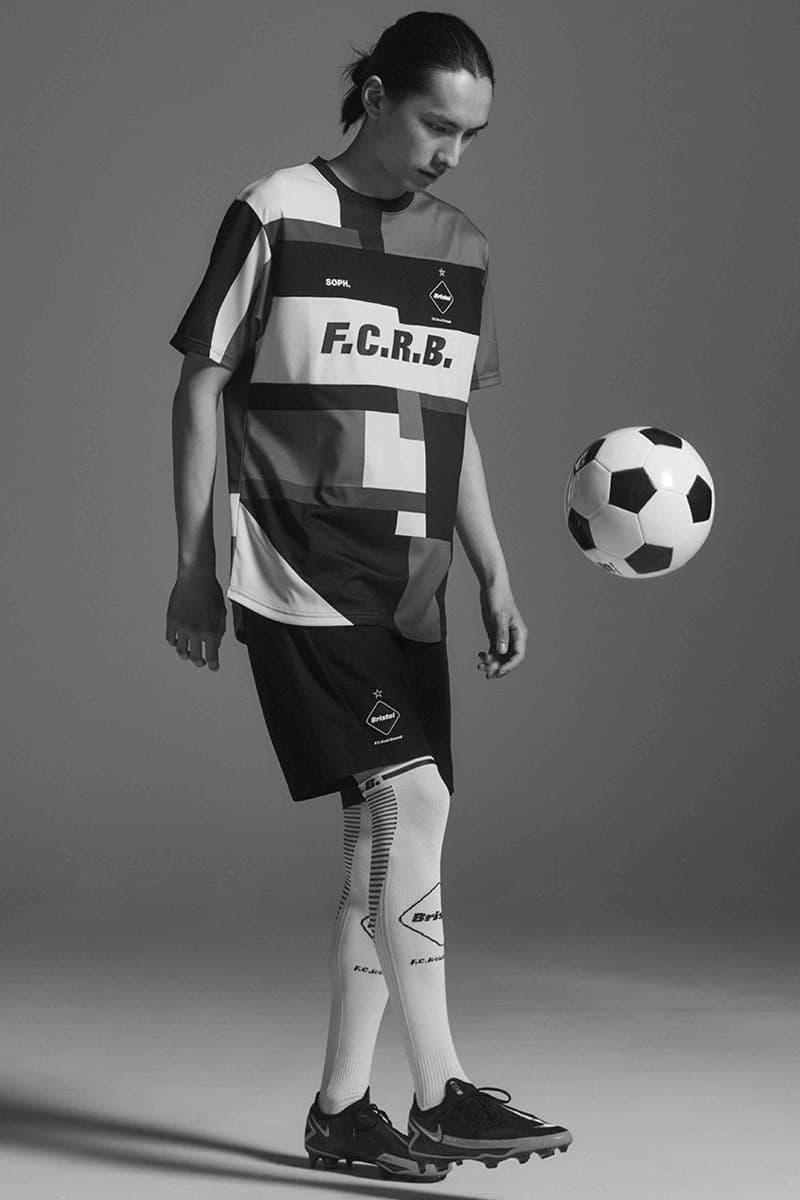 F.C. Real Bristol 2020 秋冬系列 Lookbook 正式發佈