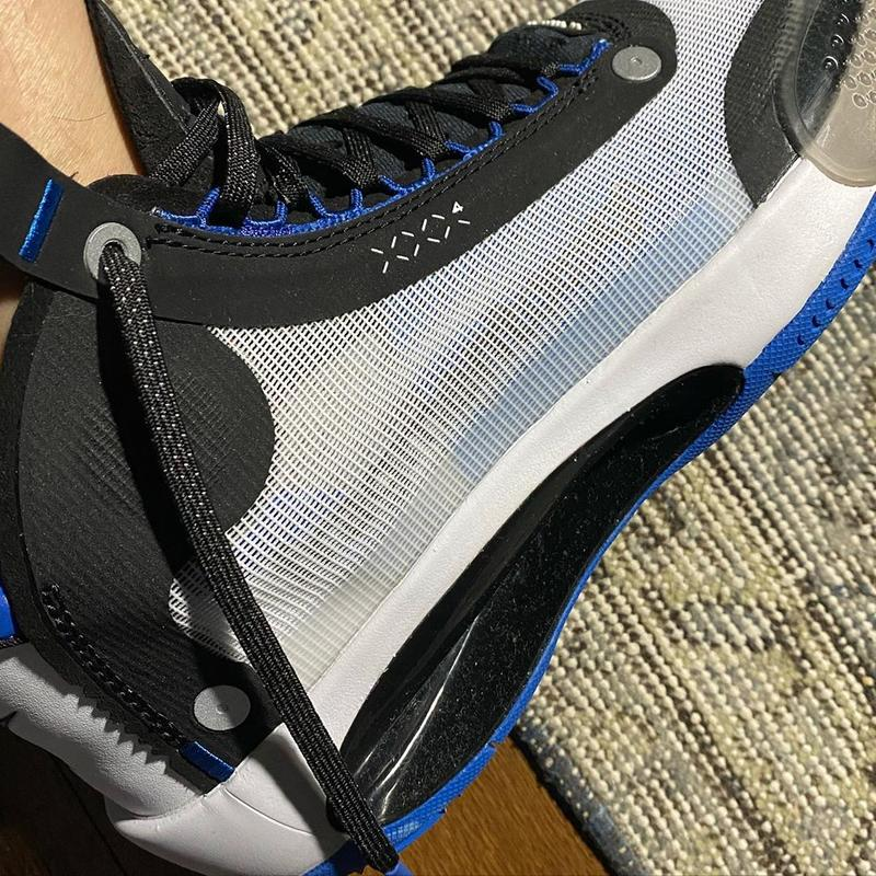 藤原浩再度曝光 fragment design x Air Jordan 34 全新聯名鞋款