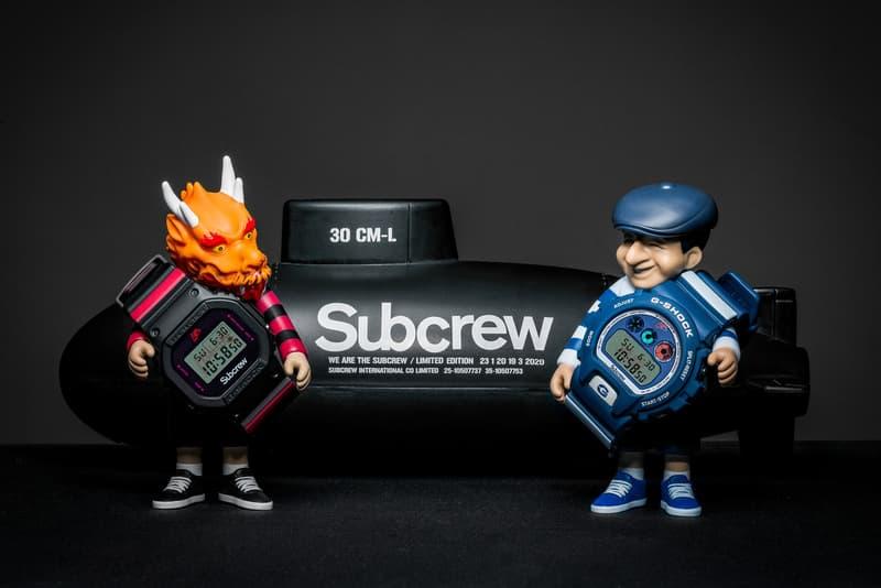 G-Shock x Subcrew x Steve Caballero 聯名系列正式登場